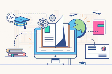 Online-Learning-Booking-System